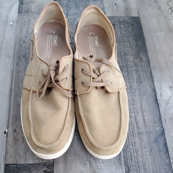 Toms Shoes | Mens Toms Tan Heritage